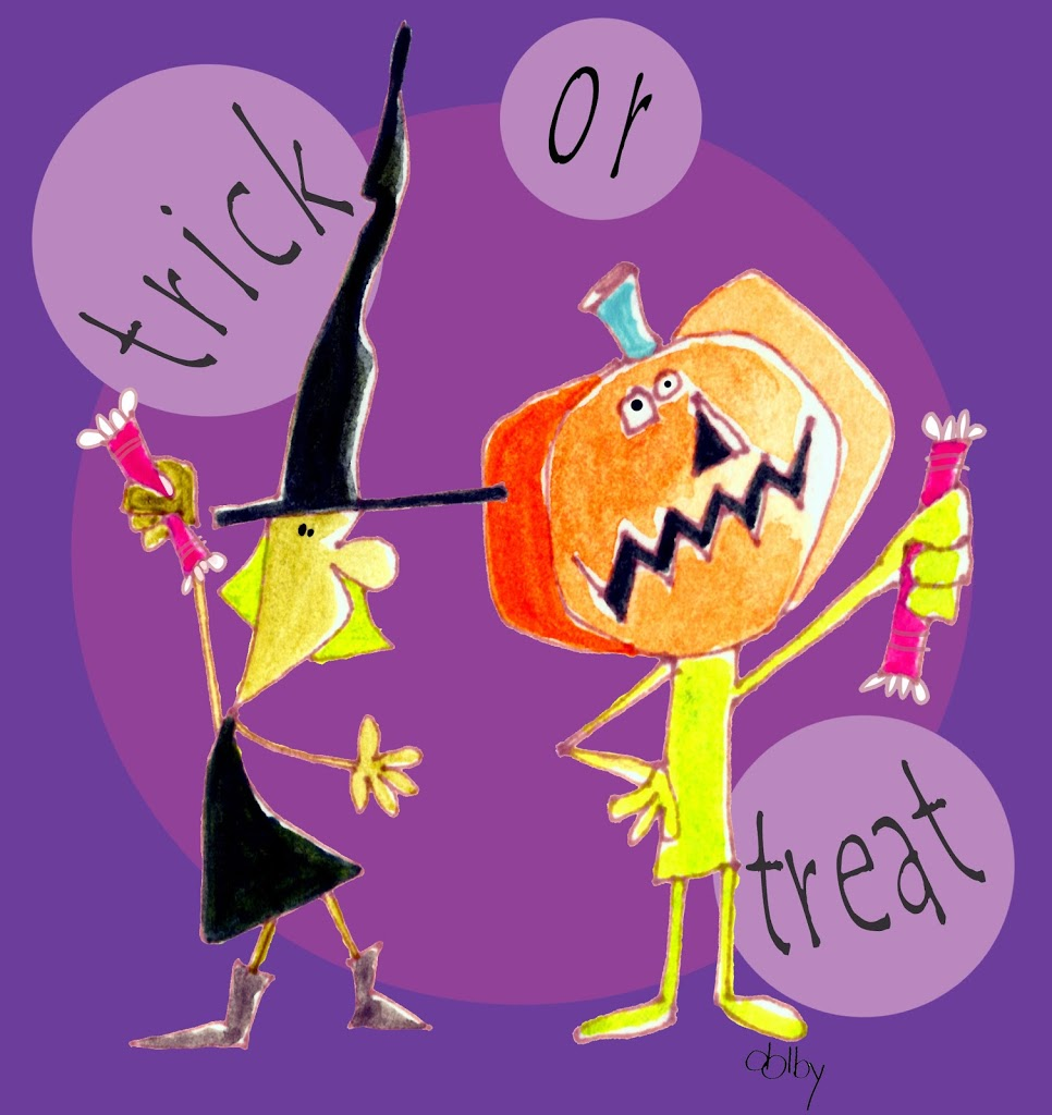 trick or treats….