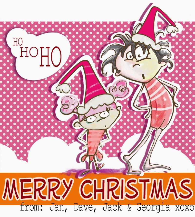 Santa says….