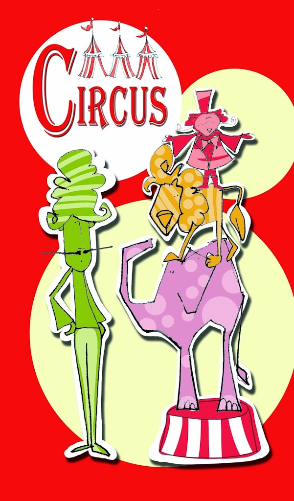 the circus is coming….