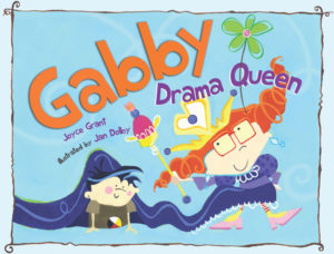 jdolby Gabby Drama Queen cover