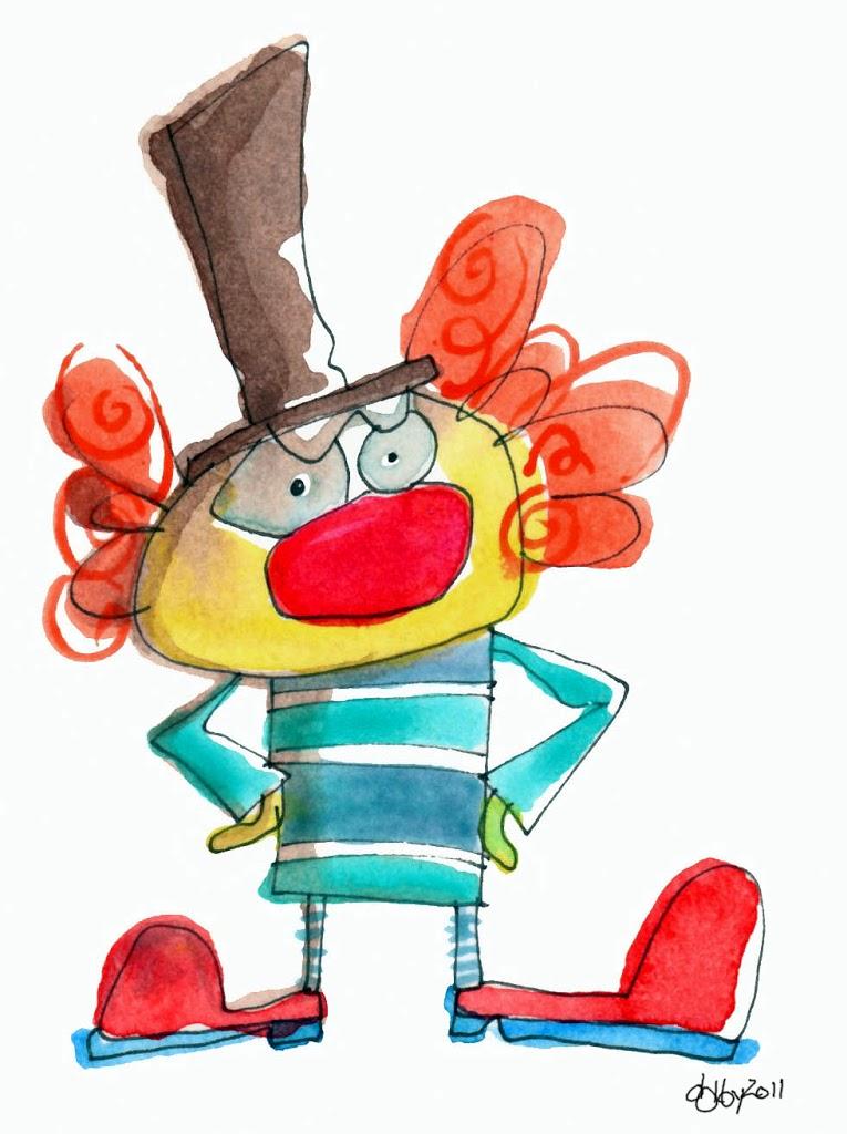 clown funnies…