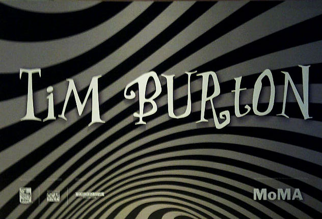 Tim Burton Exhibit – Toronto