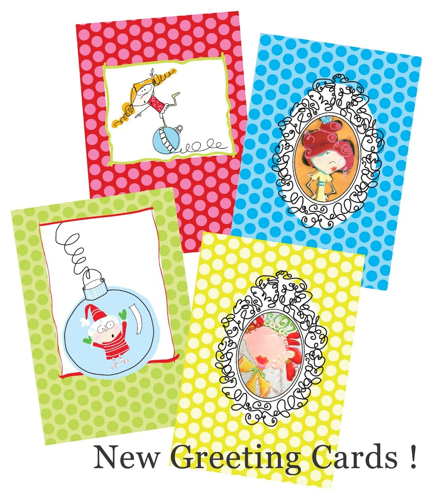 new greeting cards….