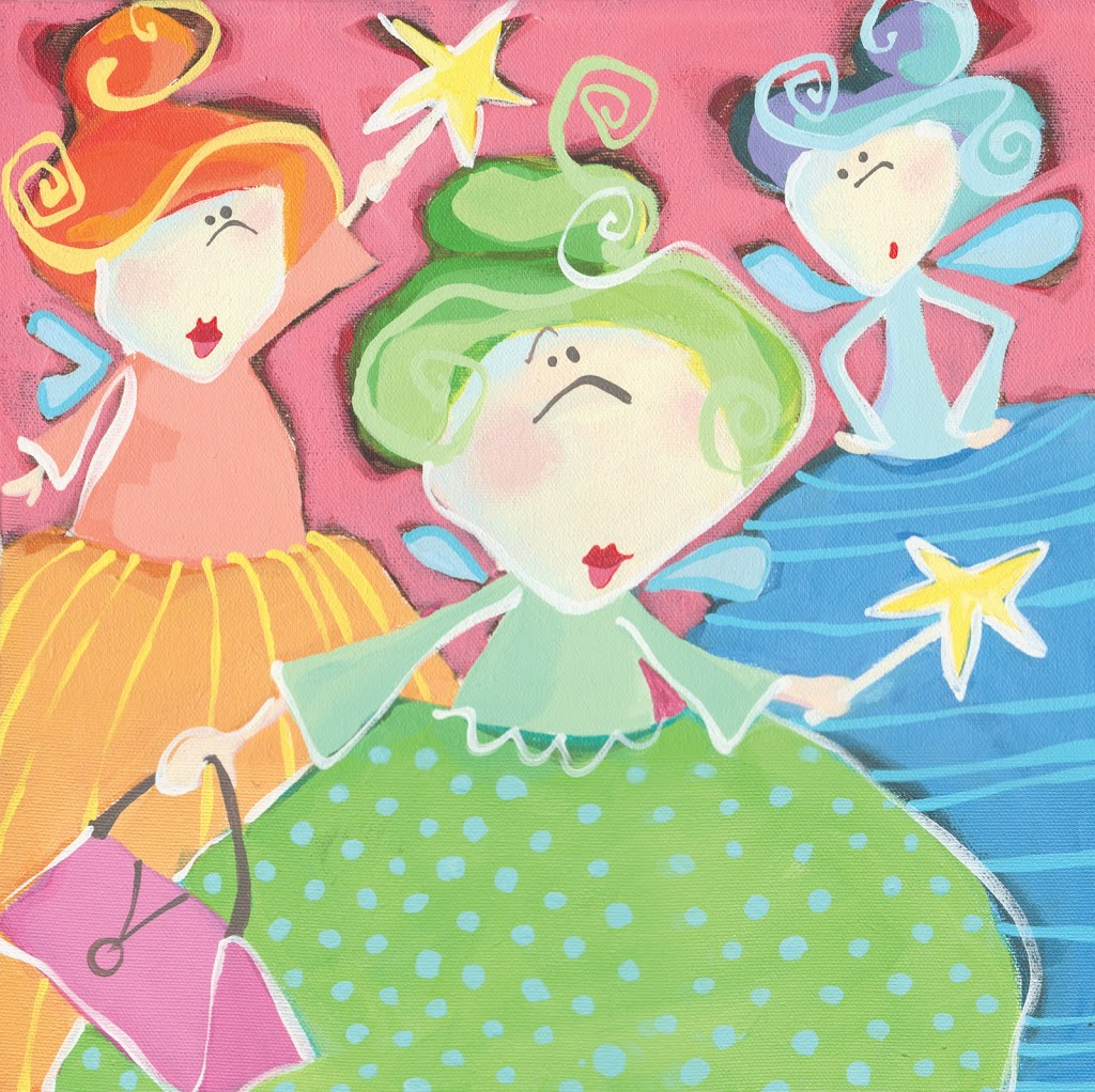 a new set of fairy godmothers….