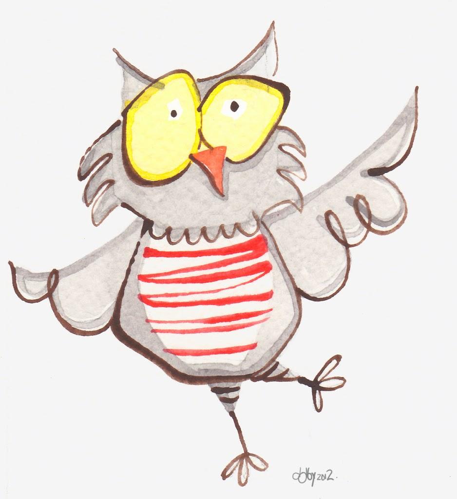 brown owl….