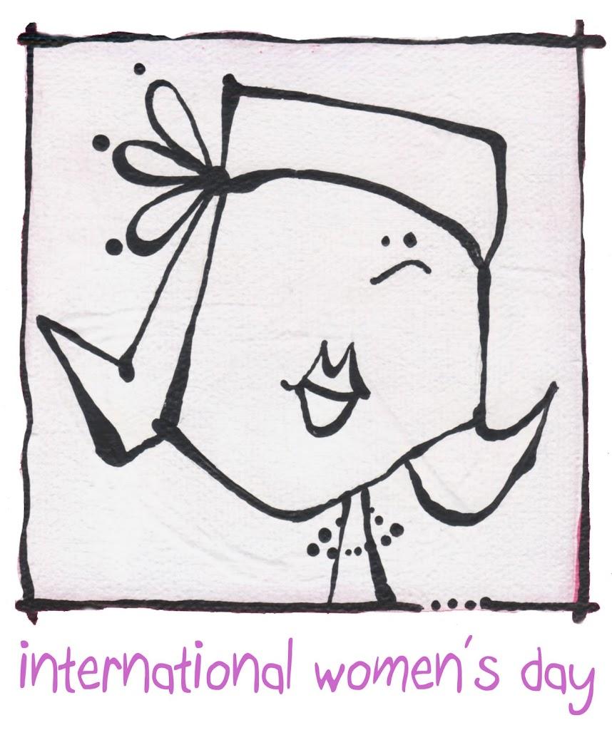 I am woman…..