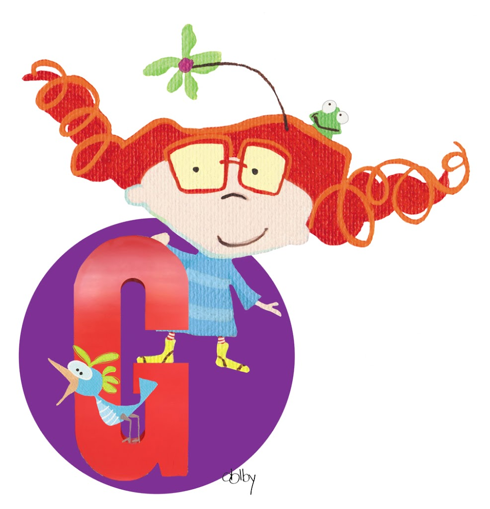 G is for….