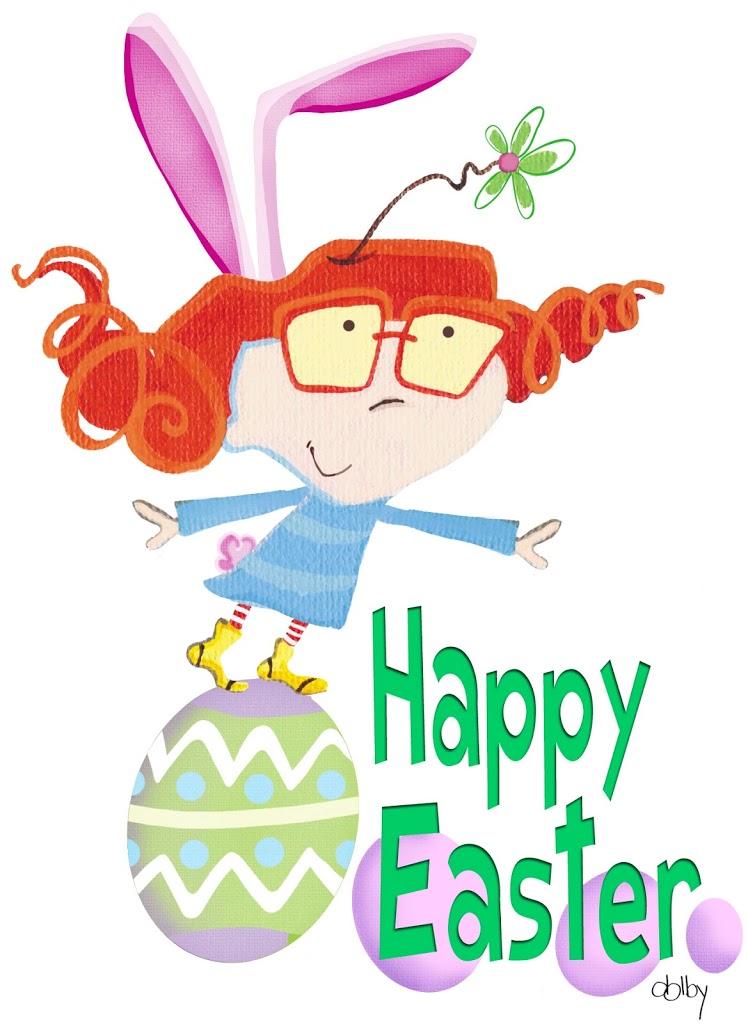 Easter Bunny Gabby….