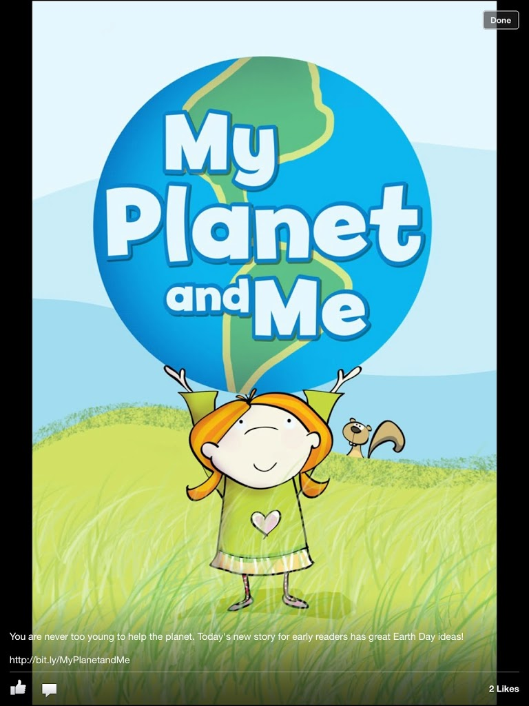 My Planet and Me an ebook…