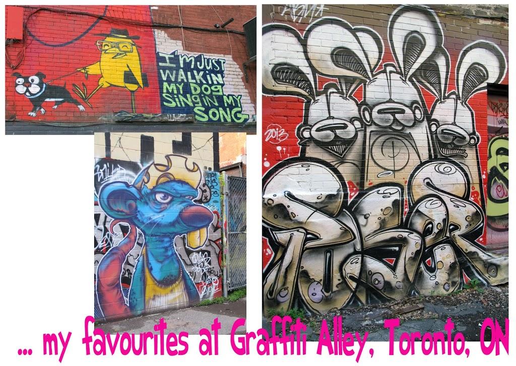 great graffiti….