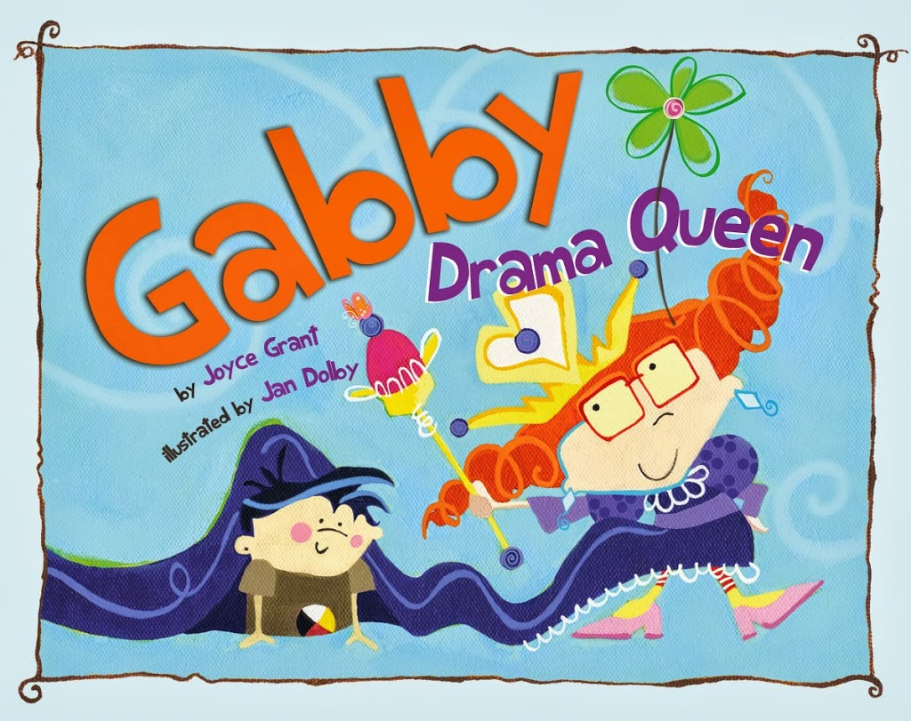 the 2nd Gabby book!…