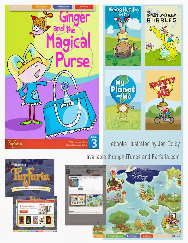 ebooks for kids….