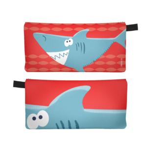 shark pencil cases