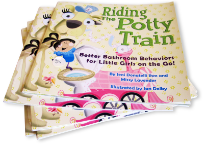 Riding the Potty Train