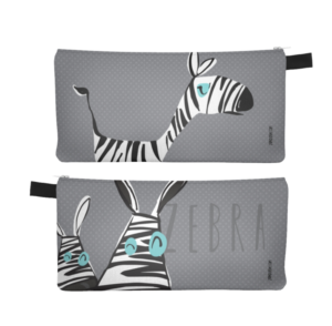 zebra pencil case