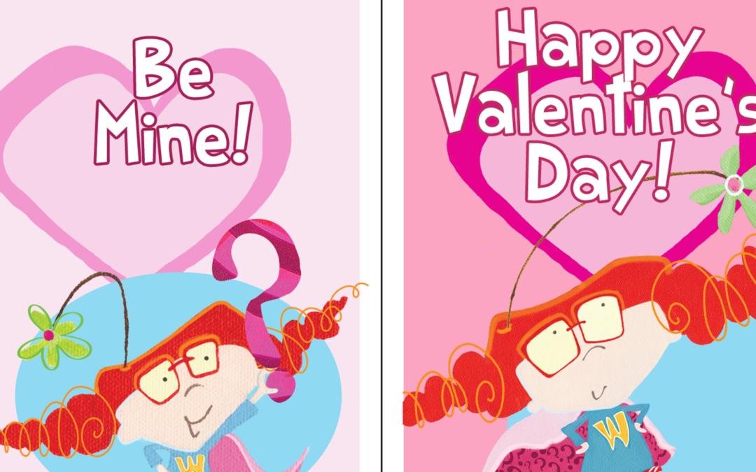 Printable Gabby Valentines