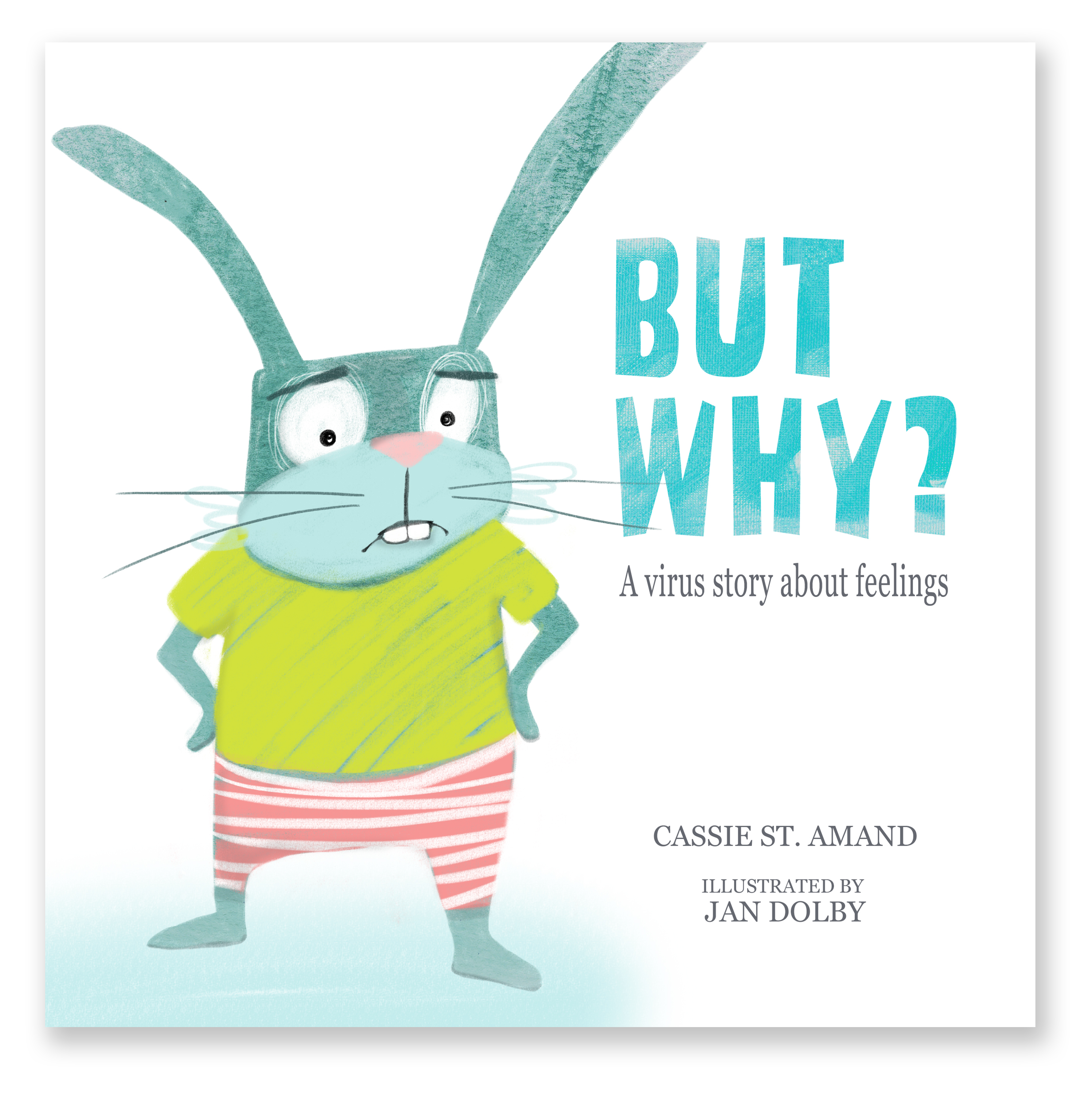 cover of picture book But Why?