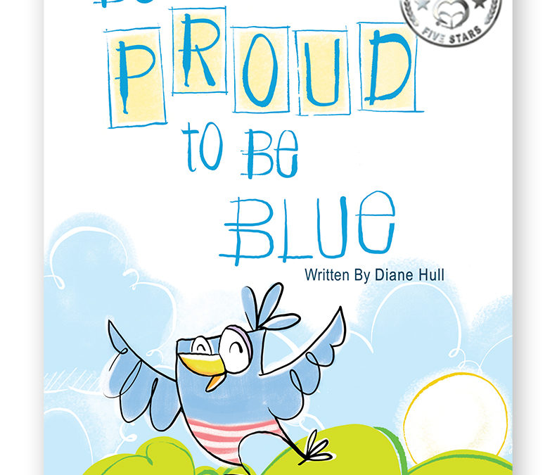 Be Proud To Be Blue